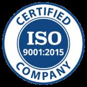 Tenemos la certificacion ISO 9001 2015 en cobranza